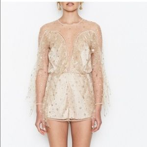 Alice McCall Shooting Stars Play Suit